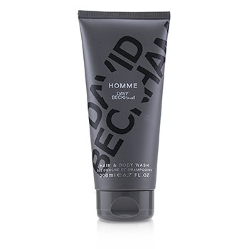 Homme Hair & Body Wash (Unboxed)  200ml/6.7oz