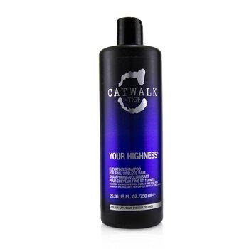 Catwalk Your Highness Elevating Shampoo (For Fine, Lifeless Hair) 750ml/25.36oz