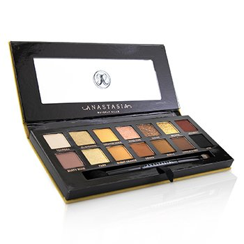 Soft Glam Eye Shadow Palette (14x Eyesahdow, 1x Duo Shadow Brush) -