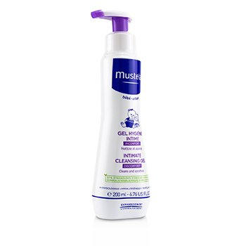 Intimate Cleansing Gel - Cleanses & Soothes 200ml/6.76oz