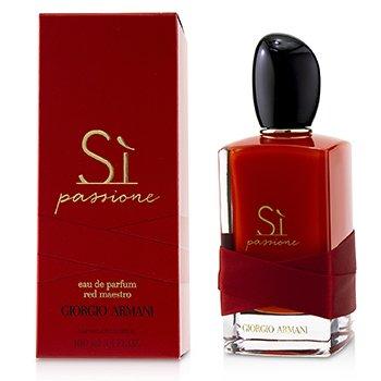 Sì Passione Red Maestro Eau De Parfum Spray  100ml/3.3oz