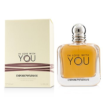 Emporio Armani In Love With You Eau De Parfum Spray  150ml/5oz
