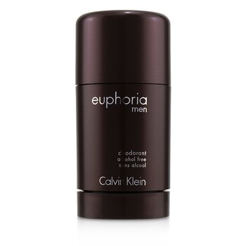 Euphoria Men Coffret: Eau De Toilette Spray 100ml/3.4oz + Deodorant Stick 75g/2.6oz +After Shave Balm 100ml/3.4oz (Green Box)  3pcs