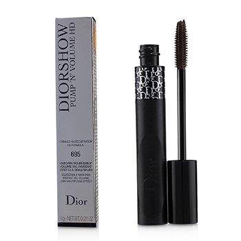 Diorshow Pump N Volume HD Mascara  6g/0.21oz