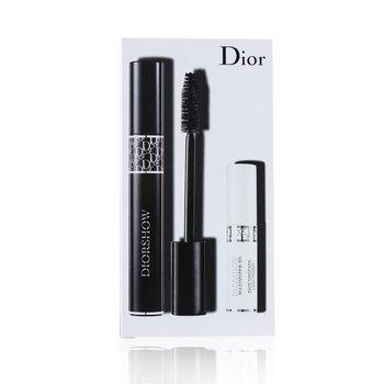 Diorshow The Professional Catwalk Eyelook Set (1x Mascara, 1x Mini Lash Primer)  2pcs