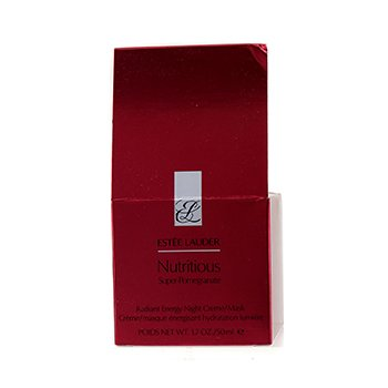Nutritious Super-Pomegranate Radiant Energy Night Creme/ Mask (Box Slightly Damaged)  50ml/1.7oz