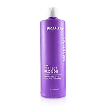 The Perfect Blonde Purple Toning Conditioner  1000ml/33.8oz