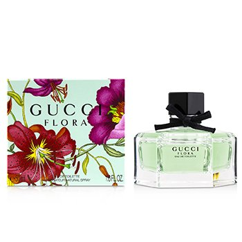 Flora By Gucci Eau De Toilette Spray  50ml/1.6oz