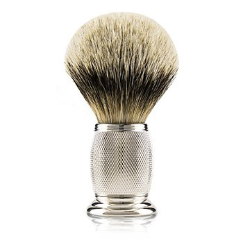 Handcrafted 100% Silvertip Badger Hair Shaving Brush  -