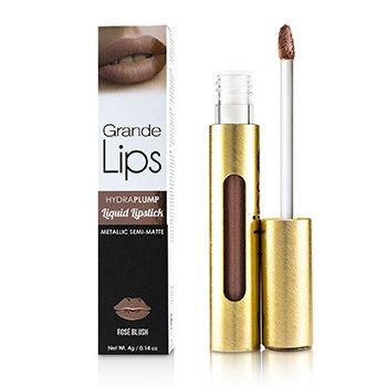 GrandeLIPS Plumping Liquid Lipstick (Metallic Semi Matte)  4g/0.14oz