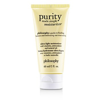 Purity Made Simple Ultra-Light Moisturizer  60ml/2oz