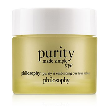 Purity Made Simple Eye Gel  15ml/0.5oz