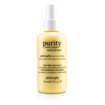 Purity Made Simple Ultra-Light Moisturizer  141ml/4.7oz