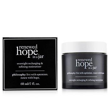 Renewed Hope In A Jar Overnight Recharging & Refining Moisturizer  60ml/2oz