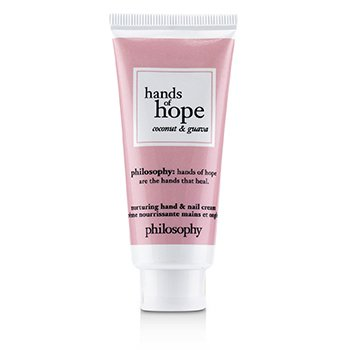 Hands of Hope Nurturing Hand & Nail Cream - Coconut & Guava  30ml/1oz