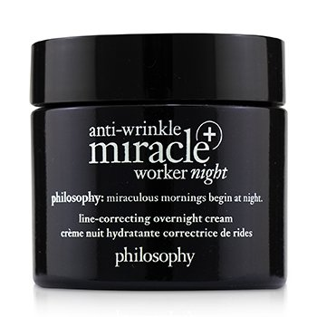 Anti-Wrinkle Miracle Worker Night+ Line-Correcting Overnight Cream  60ml/2oz