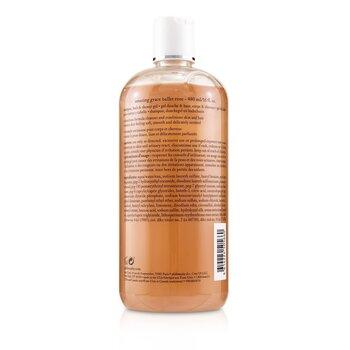 Amazing Grace Ballet Rose Shampoo, Bath & Shower Gel  480ml/16oz