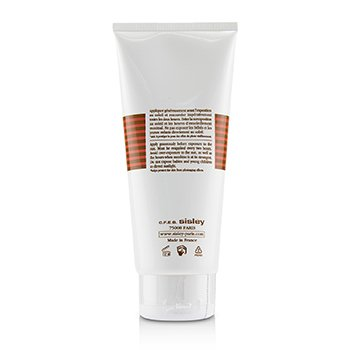 Super Soin Solaire Silky Body Cream SPF 30 UVA High Protection 168105  200ml/6.7oz