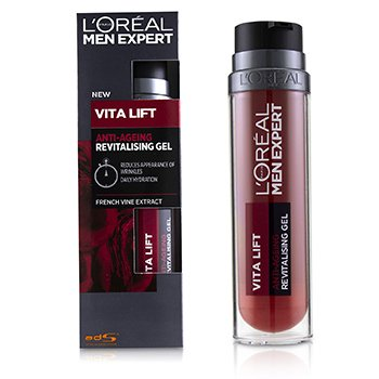 Men Expert Vital Lift Anti-Aging Revitalising Gel  50ml/1.69oz
