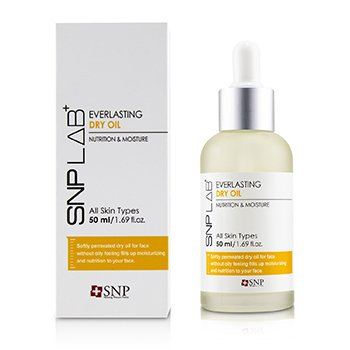 Lab+ Everlasting Dry Oil - Nutrition & Moisture (For All Skin Types)  50ml/1.69oz