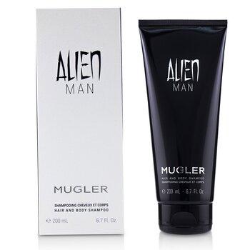 Alien Man Hair And Body Shampoo  200ml/6.7oz