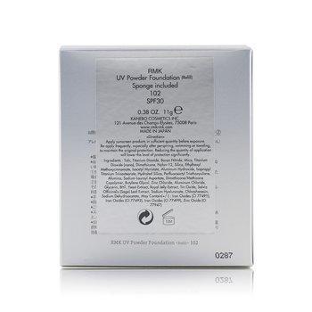 UV Powder Foundation SPF 30 Refill  11g/0.38oz