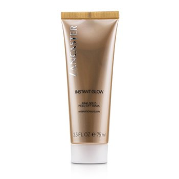 Instant Glow Peel-Off Mask (Pink Gold) - Hydration & Glow  75ml/2.5oz