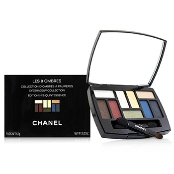 Les 9 Ombres Eyeshadow Collection  6.3g/0.22oz