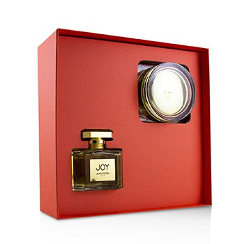 Joy Coffret : Eau De Parfum Spray 75ml/2.5oz + Body Cream 100ml/3.4oz  2pcs