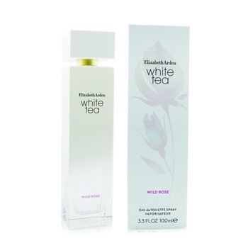 White Tea Wild Rose Eau De Toilette Spray  100ml/3.3oz