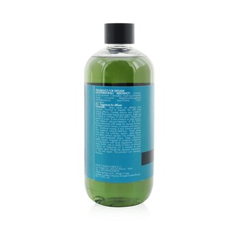 Natural Fragrance Diffuser Refill - Mediterranean Bergamot  500ml/16.9oz