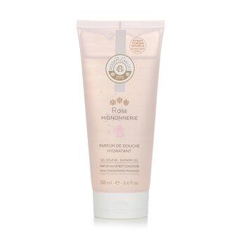 Rose Mignonnerie Shower Gel  200ml/6.6oz