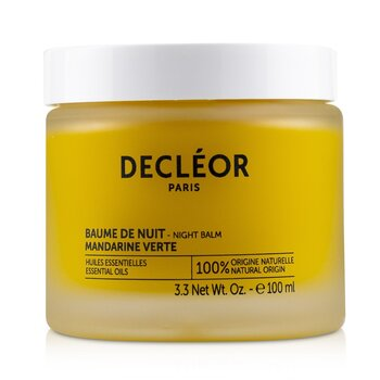 Green Mandarin Glow Night Balm (Salon Size)  100ml/3.3oz