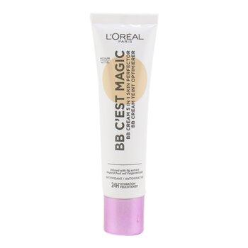 BB C'est Magic BB Cream 5 In 1 Skin Perfector - # Medium 30ml/1oz
