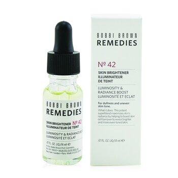 Bobbi Brown Remedies Skin Brightener No 42 - For Dullness & Uneven Skin Tone  14ml/0.47oz