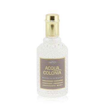 Acqua Colonia Myrrh & Kumquat Eau De Cologne Spray  50ml/1.7oz