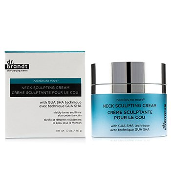 Needles No More Neck Sculpting Cream (with Gua Sha Tool)  50g/1.7oz