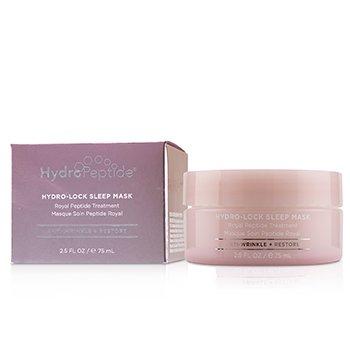 Hydro-Lock Sleep Mask - Royal Peptide Treatment  75ml/2.5oz