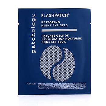 FlashPatch Eye Gels - Restoring Night  5pairs