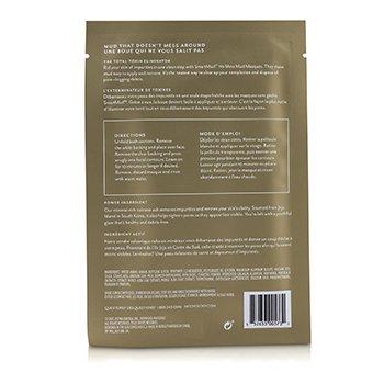 SmartMud Detox No Mess Mud Mask  4x16ml/0.54oz