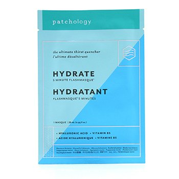 FlashMasque 5 Minute Sheet Mask - Hydrate  4x28ml/0.95oz