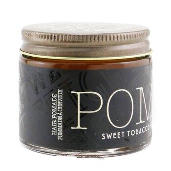 Pomade - # Sweet Tobacco (Shiny Finish / Medium Hold)  56.7g/2oz
