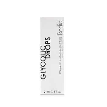 Glycolic Drops - 10% Glycolic Resurfacing Concentrate  31ml/1oz