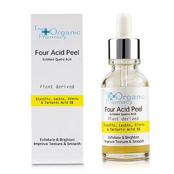 Four Acid Peel - Exfoliate & Brighten  30ml/1oz