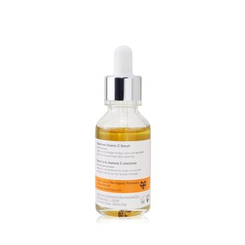 Stabilised Vitamin C Serum With Vitamin C 15% - Boost Firmness & Collagen, Improve Texture & Brighten Even Skin Tone 30ml/1oz