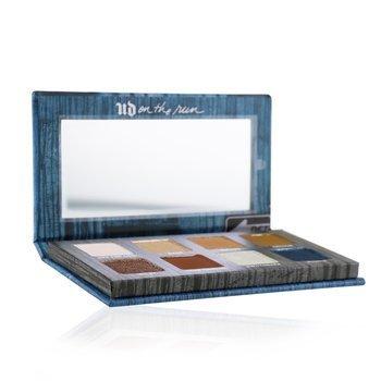 On The Run Eyeshadow Palette (8x Eyeshadow)  8x0.8g/0.02oz