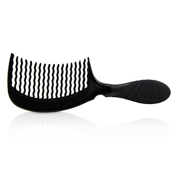 Pro Detangling Comb - # Blackout  1pc