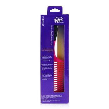 Pro Detangling Comb - # Pink 1pc