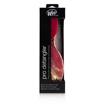 Pro Detangler Organic Swirl - # Rose Gold Swirl  1pc
