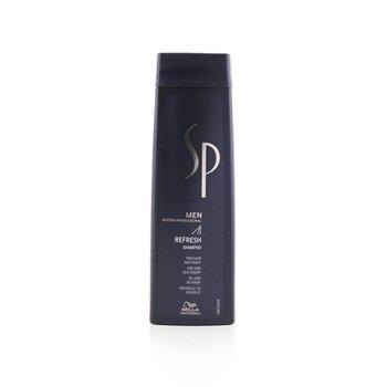 SP Men Refresh Shampoo (For Hair and Body)  250ml/8.45oz